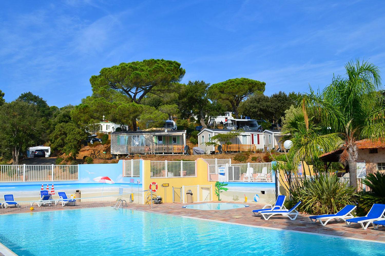 Luxe lodgetent C�te d'Azur