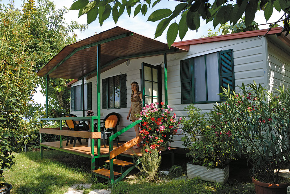 Mobilhome te huur op Camping Terrazzo sul Mare